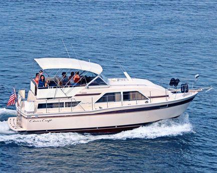 1981 Chris Craft 350 Catalina