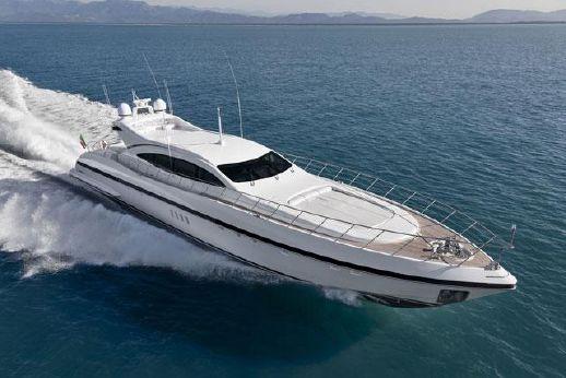 2006 Mangusta Sportyacht