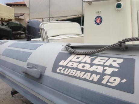 2003 Jokerboat clubman 19