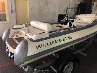 2016 Williams Jet Tenders Sportjet 395