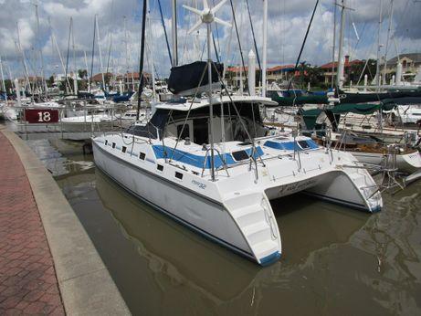 1998 Pdq 32 Catamaran