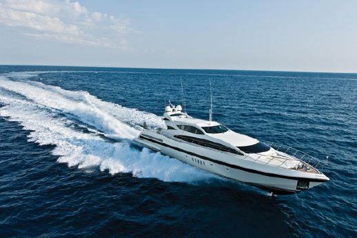 2016 Overmarine Group Mangusta 105