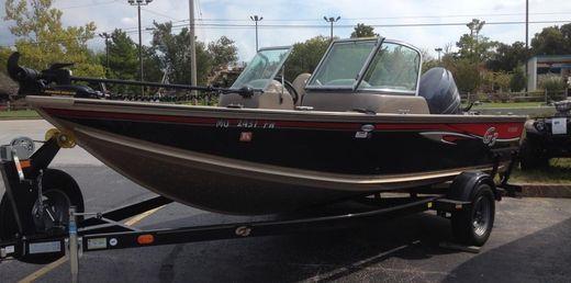 2012 G3 Angler V172FS