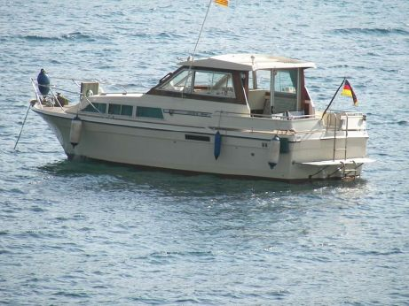 1980 Storebro royal cruiser 31 adler