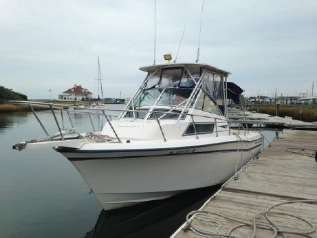 1993 Grady-White 25 Sailfish Sportbridge