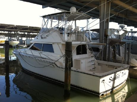 1996 Tiara Sport Fisherman Convertible