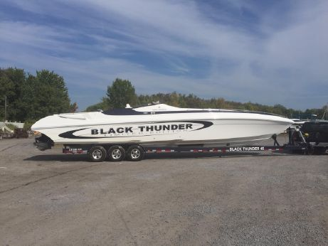 2006 Black Thunder 46 limited