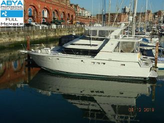 1994 Hatteras 48 Cockpit Motor Yacht