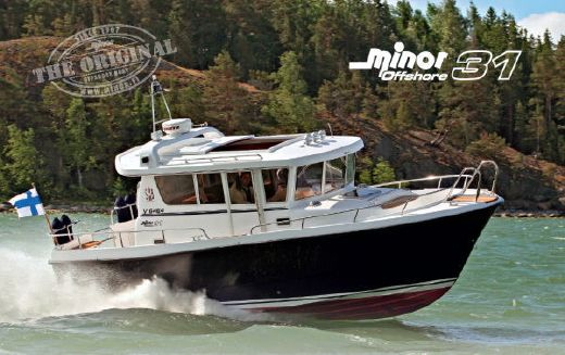 2013 Minor Offshore 31