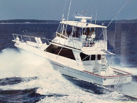 1989 Viking Yachts Convertible