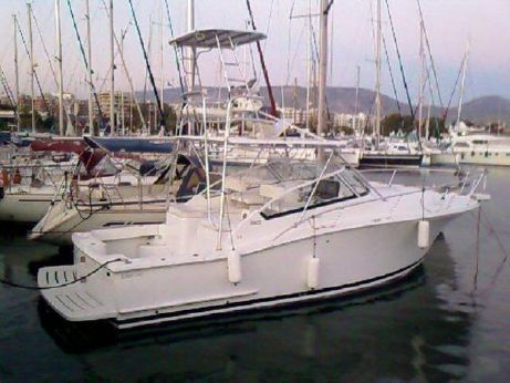 2004 Luhrs 30 Tuna Tower
