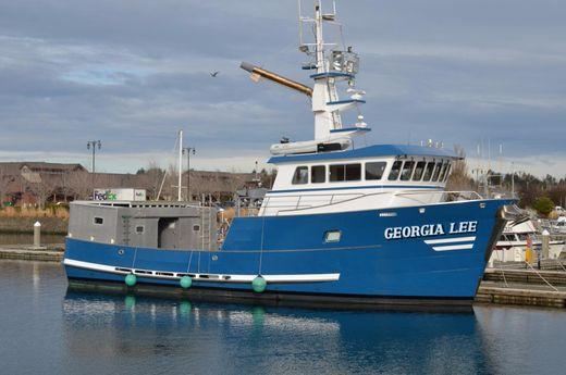 2004 Jensen Expedition Trawler