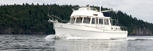 2006 Grand Banks 46 Heritage CL