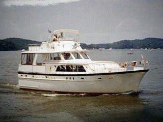 1972 Matthews 56 FB MY Tri Cabin