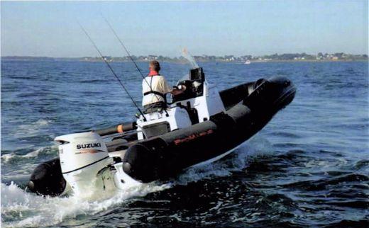 2016 Pro Marine Manta 550