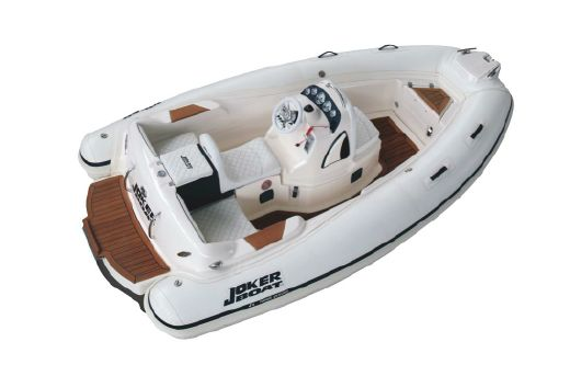2017 Jokerboat Jet Tender
