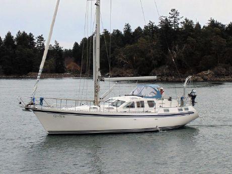 2002 Nauticat 42 Pilothouse