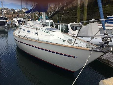 1988 Sadler 34 - shallow fin keel