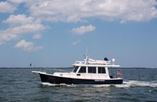 2008 Zimmerman Marine Z36 Custom Downeast Cruiser