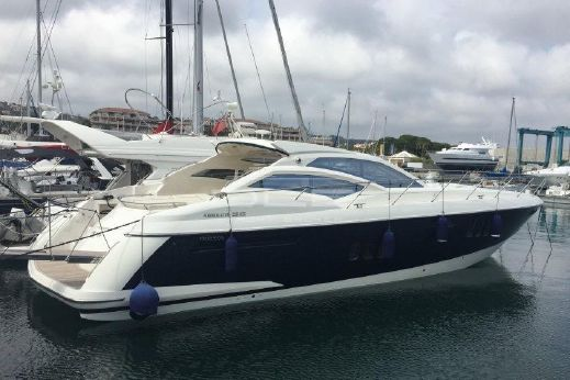 2007 Absolute 56 HT