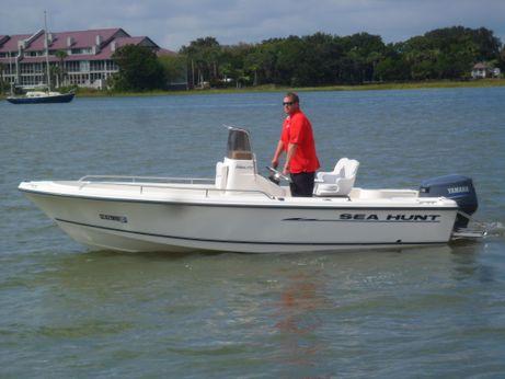 2002 Sea Hunt 172 Triton