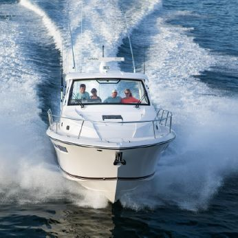 2018 Pursuit OS 355 Offshore