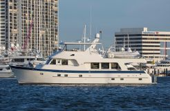 2012 Outer Reef Yachts 700 MY