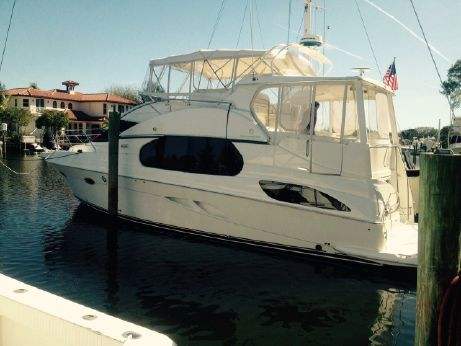 2004 Silverton 43 Motor Yacht