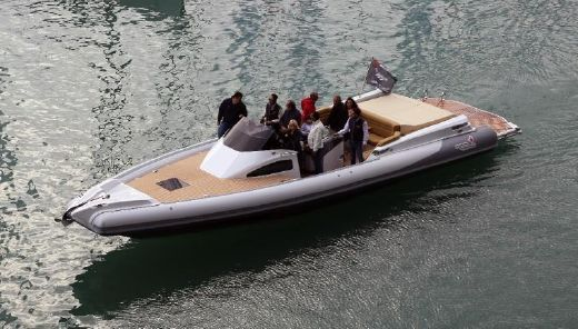 2015 Rib MV Marine Mito 45