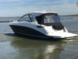 thumbnail photo 1: 2019 Sea Ray Sundancer 350 Coupe