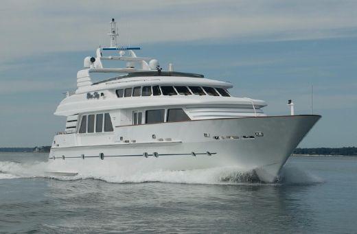 2002 Cheoy Lee 103 Motoryacht