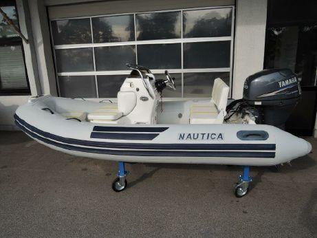 2008 Nautica RIB 11 Deluxe
