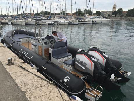2016 Capelli RIB Tempest 900 Custom Tender