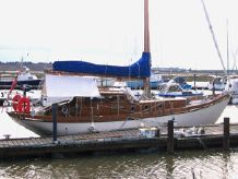 1952 Dallimore 40ft Traditional Yacht