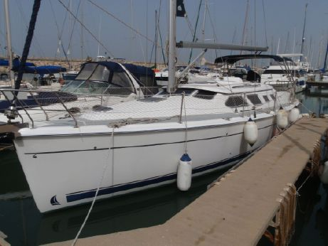 2007 Hunter 41 Deck Salon