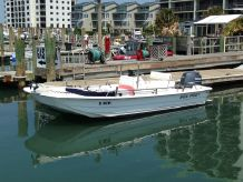 2003 Sea Pro SS 1850 Skiff