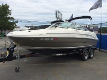2006 Sea Ray 200 Sundeck with trailer
