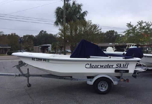 2012 Clearwater 15 Skiff