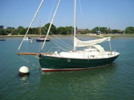 1997 Cornish Crabber 24