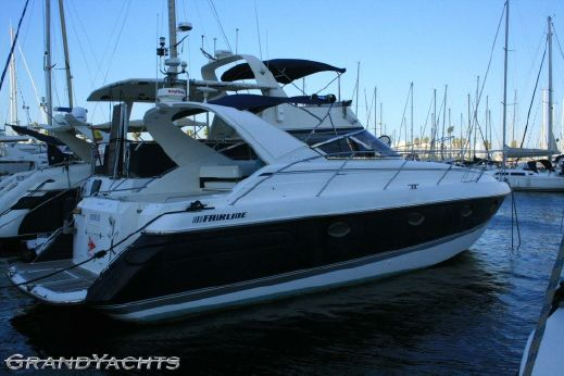 1998 Fairline Targa 39