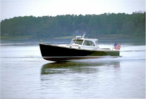 2015 Shelter Island 38 Runabout