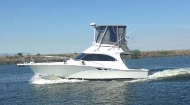 1996 Luhrs 32 Convertible