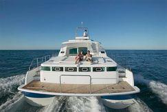 2002 Lagoon 43 Powercat