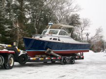 1967 Brownell Cabin Cruiser
