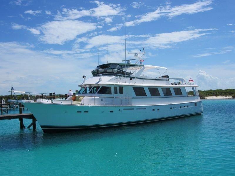 1987 hatteras motoryacht power boat for sale www for 72 hatteras motor yacht for sale