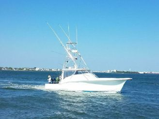 2003 Custom Carolina Express Sportfisherman