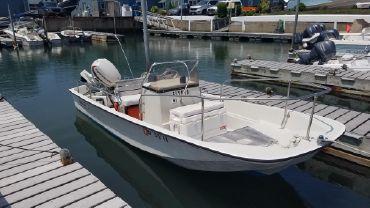 1986 Boston Whaler Montauk 17 CC