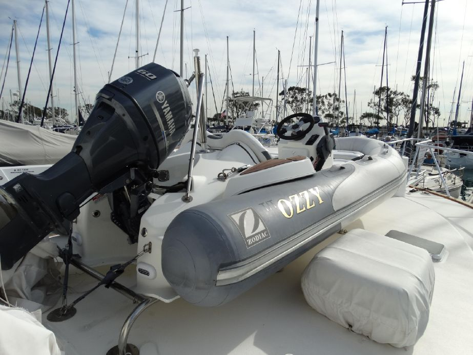 1987 Ocean Yachts 55 Supersport Power Boat For Sale - www