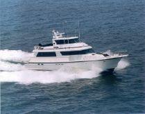 1991 Hatteras 70 Cockpit Motor Yacht