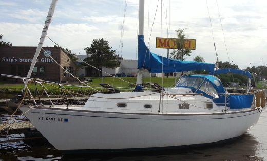 1980 Bristol 27.7